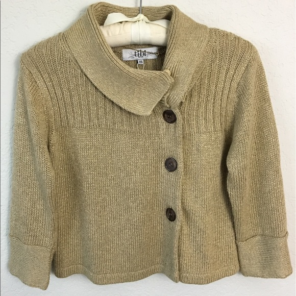 Tibi Sweaters - Tibi NWOT Swing Cardigan Sweater